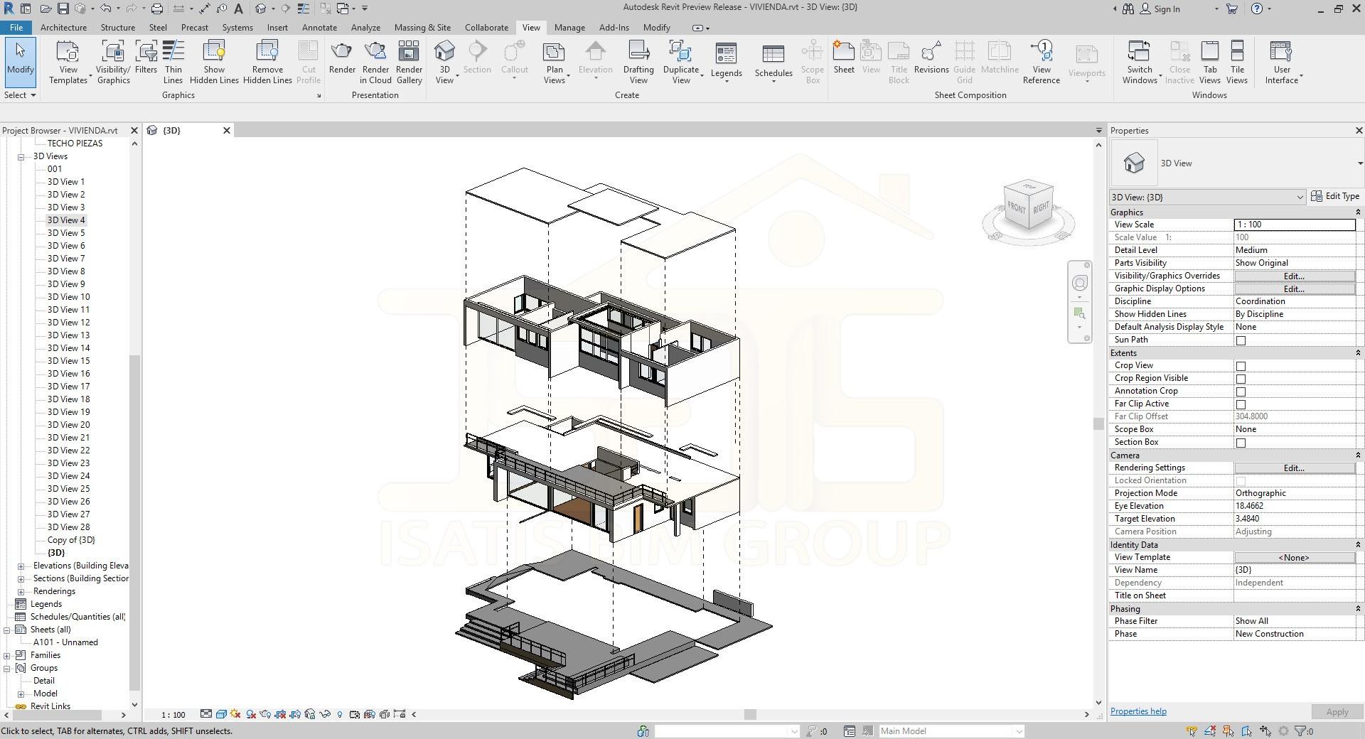 ارائه معمارانه