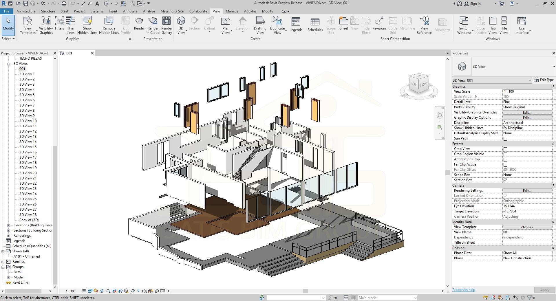 رویت معماری